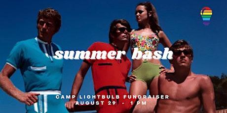 Camp Lightbulb's Summer Bash tickets
