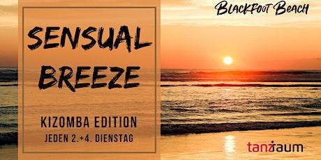 VERSCHOBEN auf den 03. August SENSUAL BREEZE Kizomba Edition Open Air Tickets