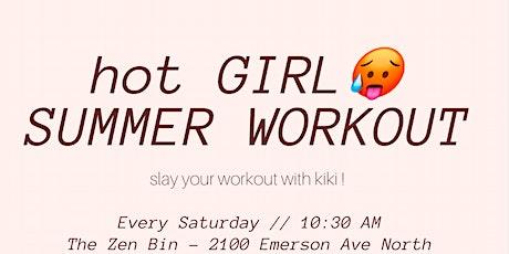 Hot Girl Summer Workout tickets
