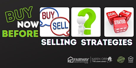 Help More Sellers  with  Affordable Buy Now Before Selling Strategies tickets