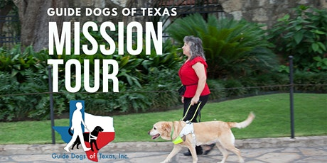 Guide Dogs of Texas Mission Tour - 2022 tickets