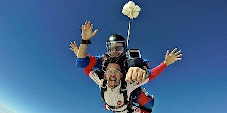 Salto de Paraquedas I 25/09/21 I Angulo Travel ingressos