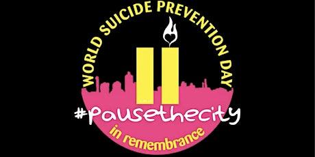 World Suicide Prevention Day Vigil & Procession of Remembrance tickets