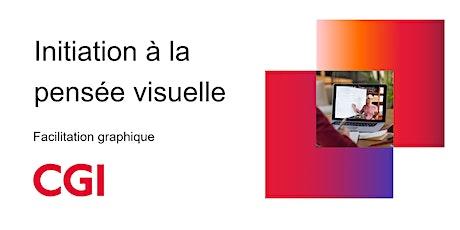 Initiation à la pensée visuelle (Facilitation graphique) billets