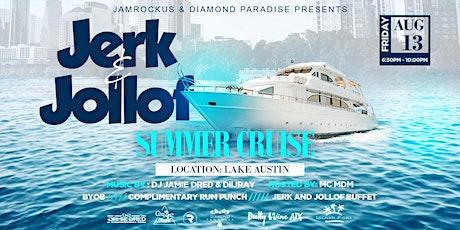 Jerk & Jollof Summer Cruise tickets