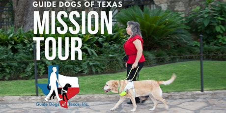 Guide Dogs of Texas Mission Tour - November 2021 tickets
