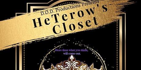 Heterow's Closet (Theatrical Play) tickets