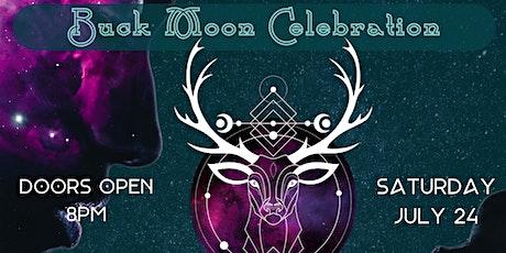 Buck Moon Celebration tickets
