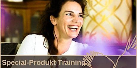 Special-Produkt-Training mit Brigitte Menter Tickets
