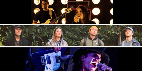 BANDS ON THE RISE: PLASTIC CULTURE,  STRANGE BREW & SPENCER KRASCH tickets