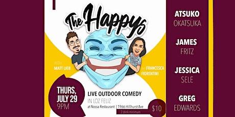 The Happys Comedy Show in Los Feliz tickets