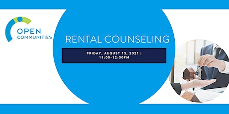 Rental Counseling tickets