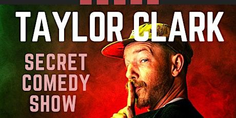 Comedian Taylor Clark in Las Vegas tickets