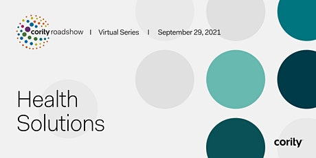 Cority's Virtual Roadshow Series: Health Solutions tickets