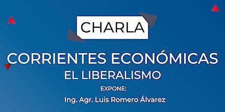 Corrientes económicas dentro del Partido Colorado: El Liberalismo boletos