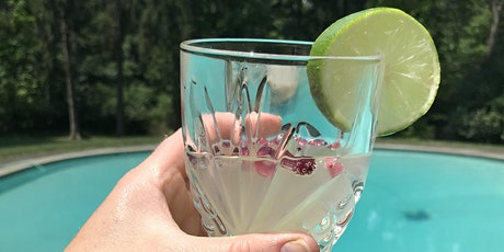 Healing Happy Hour: Champagne Mocktail + Roasted Red Pepper Hummus tickets