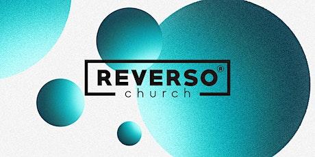 Reverso Church - Campinas - 15/08 ingressos