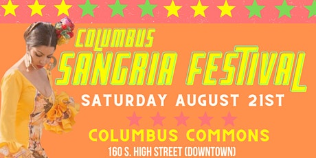 Columbus Sangria Festival tickets