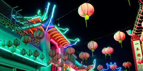 Twilight Walking Tour of Chinatown tickets