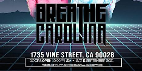 Breathe Carolina tickets