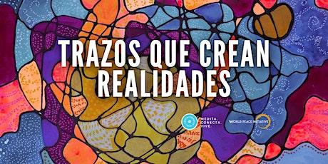 Taller de arte-terapia: Trazos que Crean Realidades entradas