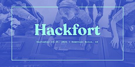 HACKFORT @ Treefort Music Fest 9 tickets