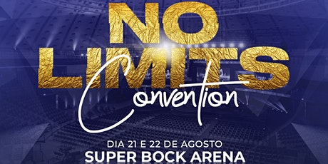 No Limits Convention tickets