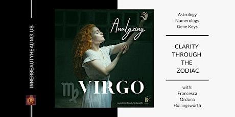 Clarity through the Zodiac: Analyzing Virgo tickets