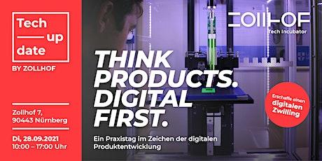 TechUpdate Digitale Produktentwicklung Tickets