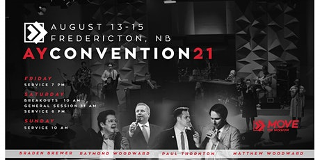 Atlantic District Youth Convention tickets