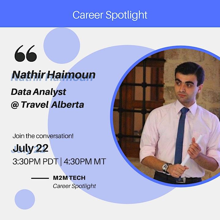 Career Spotlight Series image