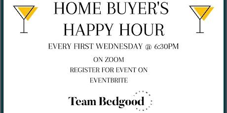 Home Buyer's Happy Hour tickets