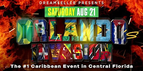 Orlando's Invasion - The #1 Caribbean Event In Central Florida tickets