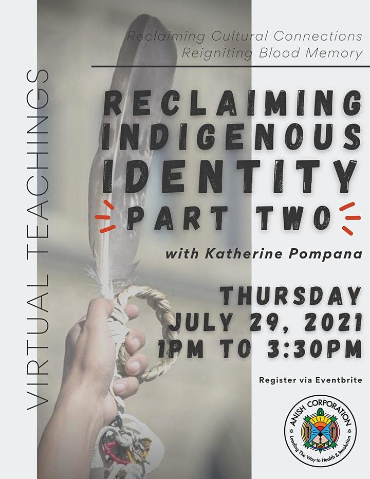 PART TWO: Reclaiming Indigenous Identity with Kathy Pompana image