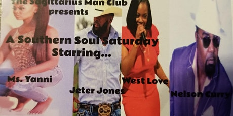 A Southern Soul Saturday tickets