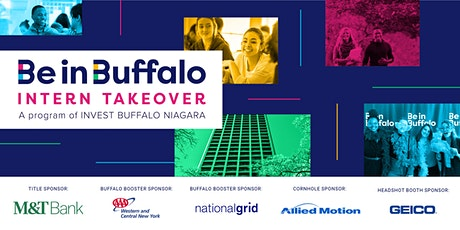 Be in Buffalo Intern Takeover tickets