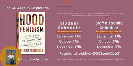 GGC Book Club: Hood Feminism tickets