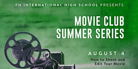 Movie Club Summer Series III tickets