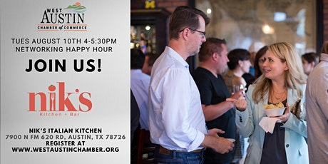 Free Networking Event in NW Austin tickets