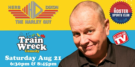 """""""The Harley Guy"""" Herb Dixon in Vernon tickets"""