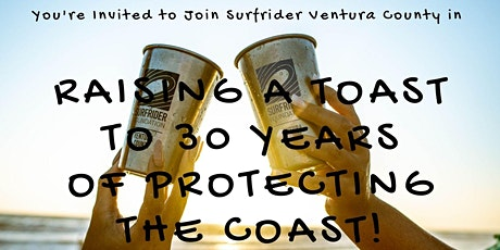 Surfrider's 30th Anniversary Birthday Party at Topa Topa Colt Street tickets