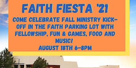 Faith Fiesta '21 tickets