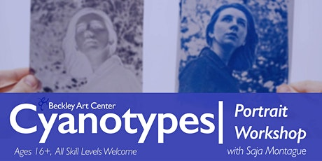 Cyanotypes | Portrait Workshop tickets