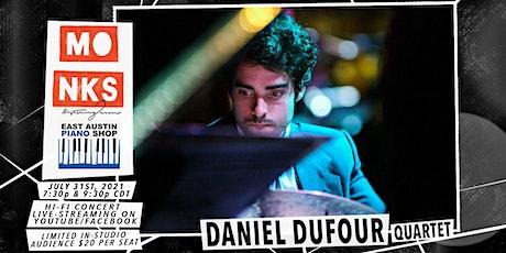 Daniel Dufour Quartet - Livestream Concert w/In-Studio Audience tickets