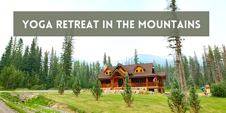 Yoga Retreat In The Mountains tickets
