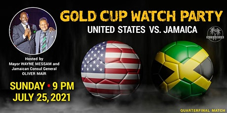 USA vs. Jamaica Gold Cup Watch Party - Mayor Messam and CG Oliver Mair Host tickets