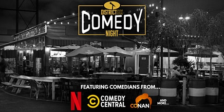 District Six Comedy Night tickets