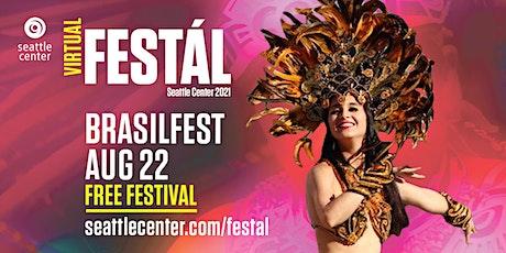 Seattle Center Festál: BrasilFest tickets