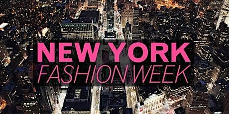 COASTAL FASHION WEEK SEPT 10TH NEW YORK - 11:30AM SHOW tickets
