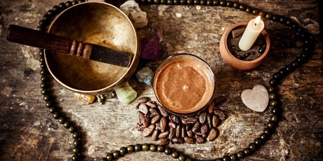 Kundalini yoga, cacao and sound healing on a full moon tickets